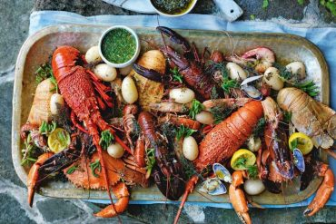 Cardápio Frutos do Mar