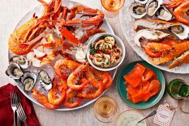 O que é considerado frutos do mar? Quais são os frutos do mar?