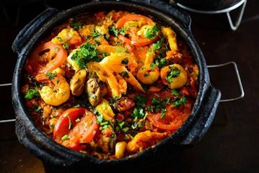 Moqueca de frutos do mar: pratos para experimentar