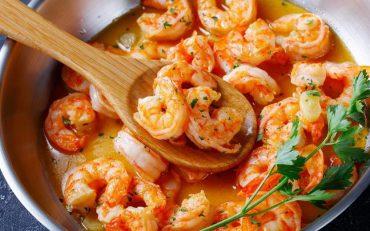 Frutos do mar: pratos simples e sofisticadas