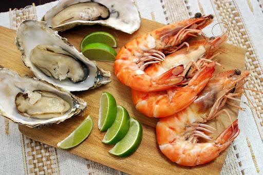 Os frutos do mar são afrodisíacos?